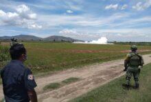 San Jerónimo Ocotitlán, gas LP, gas Acajete, Pemex, huachigasero, Bomberos, personal de Protección Civil Municipal , Guardia Nacional, SEDENA