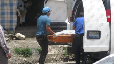 Asesinato, indigente, golpes, Bosques de La Cañada, riña, construcción abandonada, ambulancia, paramédicos del SUMA, FGE