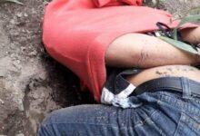 Huejotzingo, terrenos, lesiones, arma blanca, cadáver, vecinos, Código Rojo