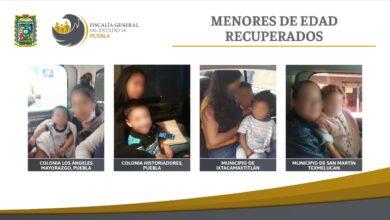menores de edad, recuperación, devolución, hijos, menores de edad, madres, FGE, protección, víctimas, Código Rojo