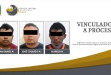 Lázaro Cárdenas, detenidos, vinculación a proceso, medida cautelar, prisión preventiva, Código Rojo