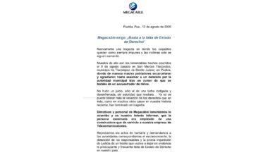 Megacable, cominunicado, linchamiento, lamentar, Tlacotepec de Benito Juárez, Código Rojo, Puebla, Nota Roja