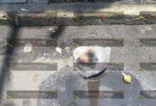 Cabeza, HOMBRE,CADÁVER, mercado Hidalgo, estacionamiento El Roble, Policía Municipal, FGE, embolsado, encobijado , mensaje