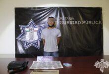 Marihuana, reporte, vía C5, SSP, Defensores de la República, violencia doméstica, amenazas, cuchillo, detención