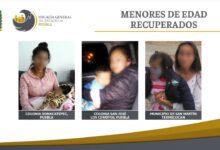 menores, sustraídos, padres, madres, recuperación, policía estatal, fge, código rojo, nota roja