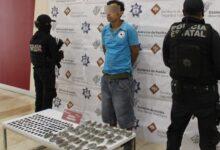 droga, detenido, el furcio, robo, san ramón, código rojo