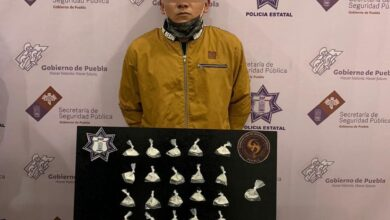 """Policía estatal, banda criminal, """"Las Burras"""", estudiante, homicidio, una escopeta calibre 16, cartuchos ùtiles, droga, cristal, cocaína"""