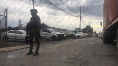 """""""Gas de Oriente"""", GASERA, Guardia Nacional, Parque Industrial, GOBIERNO FEDERA, OPERATIVO"""