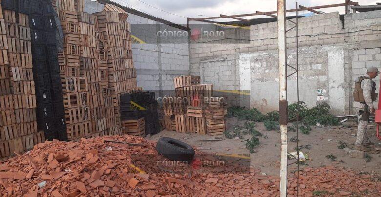 huachitúnel, hallado, autoridades federales, sin detenidos, código rojo