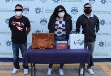 ssc, robo, dron, best buy, 50 mil pesos, tres, detenidos, fge, código rojo