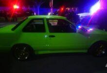 Policía Estatal, arrancones, bulevar José María Morelos, empresa de grúas