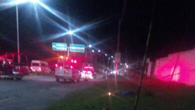 San Pedro Zacachimalpa, atropellado, muerto, camioneta, fuga, hombre, Valsequillo, Código Rojo
