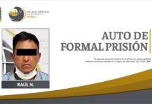auto de formal prisión, dicta, FGE, código rojo, san miguel canoa, raúl, homicidio calificado
