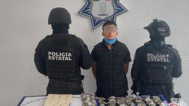 """SSP, """"El Diablo"""", banda delictiva, marihuana, heroína, """"La Lechuza"""", narcomenudeo, ASALTOS"""