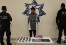 narcovendedor, el oaxaco, miembro, banda delictiva, detenido, policía estatal, código rojo