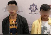 narcomenudeo, tehuacán, dos, detenidos, antecedentes penales, cristal, código rojo