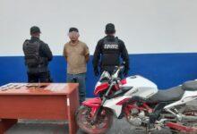 detenido, líder, los carballo, robo, narcomenudeo, motocicleta, reporte, robo, veracruz, ixtepec, código rojo