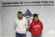 detenido, el japo, carretera federal tehuacán-teotitlán, motoneta, código rojo