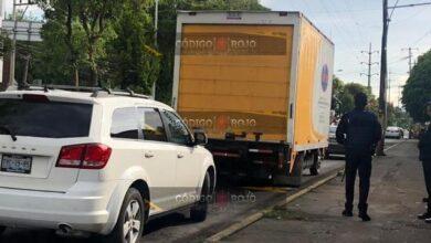 Delincuentes, secuestro, camión de carga, San Matías, SSC, GPS,