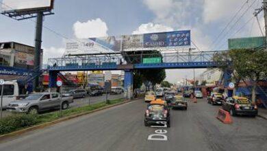 Puente peatonal, CAPU, Hospital del Niño Poblano, NIÑA, menor de edad, SUMA, paramédicos, fracturas