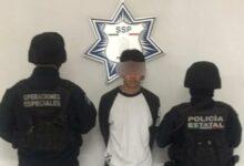 tres cruces, detenido, el kalifitas, padre, grupo delictivo, dirige, motocicleta, ssp, código rojo