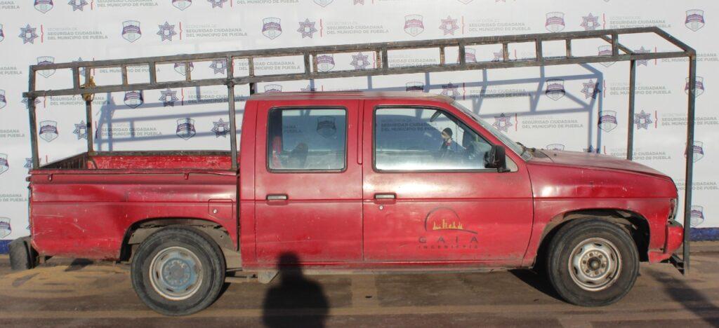 banda, robo de vehículo, desarticulada, ministerio público, bulevar clavijero, camionetas, vehículos, plataforma, código rojo, ssc