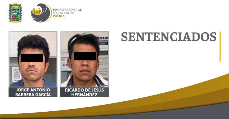 tehuacán, detenidos, sentencia, prisión, robo, maquiladora, código rojo