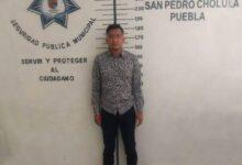 """SSC, San Pedro Cholula, """"Los Mostaza"""", turista, sustancia amarilla, Ministerio Público, pertenencias, baños públicos"""