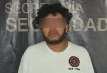 loco téllez, cuñado, líder, huachigasero, gas lp, detenido, ssp, texmelucan, código rojo