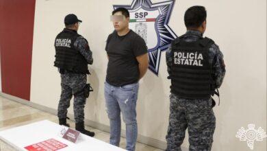 narcovendedor, detenido, autopista, méxico-puebla, cristal, posesión, código rojo