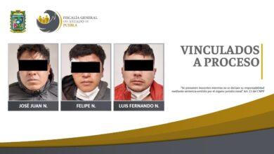 presuntos secuestradores, prisión preventiva, medida cautelar, víctimas, pareja, camioneta, policía estatal, código rojo
