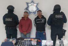 presuntos, narcomenudistas, el espectro, el charly, droga, posesión, policía estatal, el diablo, el mota, 46 poniente, código rojo