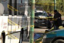 Mecánico, atropellado, RUTA, Tlaxcalancingo, Protección Civil Municipal, paramédicos