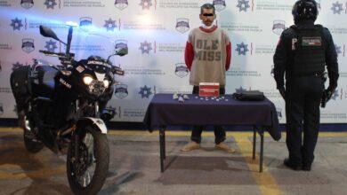 SSC, narcomenudista, Ignacio Romero Vargas, tren, ROCAS, motopatrulleros, Ministerio Público