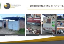 FGE, Juan C. Bonilla, vehículos, autopartes, robo de vehículo,
