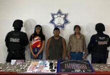 """SSP, """"El Panda"""", banda, narcomenudistas, marihuana, cristal, Gobierno del Estado"""