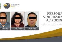 secuestradores, detenidos, cobro, rescate, menor de edad, fge, vinculación a proceso, código rojo