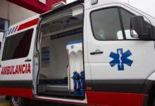 RUTA, atropellado, Bosques de San Sebastián, nosocomio, Protección Civil , herida, perdió la memoria, fractura en tórax, Tránsito Municipal