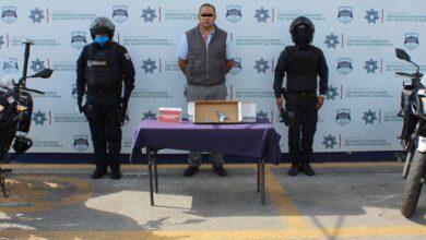 portación ilegal, arma de fuego, ssc, colonia guadalupe hidalgo, código rojo