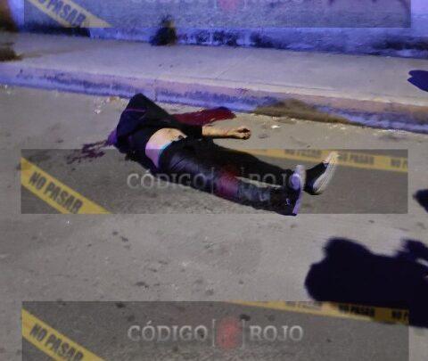 la cuchilla guadalupe xonacatepec, hombre, asesinado, asalto, disparo, arma de fuego, 911, código rojo
