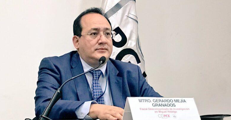 gerardo mejía granados, director general, agencia estatal de investigación, covid 19, fallecimiento, código rojo