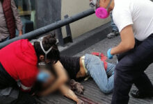 Tlaxcalancingo, albañil, accidente, equipo necesario, del Instituto Mexicano del Seguro Social, hospital, caída, muerte, traumatismo craneoencefálico severo, fracturas en tórax, fémur