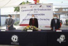 penal de San Miguel, internos, Derecho, maestría, estudio, Privadas de la Libertad, graduados, graduados