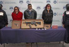posesión, droga, armas de fuego, municiones, ssc, colonia la pedrera, código rojo