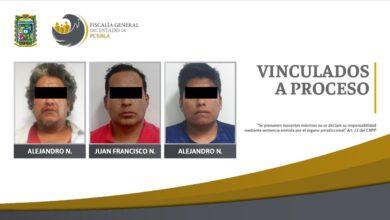 violencia familiar, vinculación a proceso, tres, hombres, firma periódica, prisión preventiva, código rojo