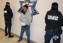 el pecas, el canelo, detenido, robo, antecedentes penales, asaltante, colonia la loma, código rojo