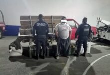 huachicolero, traslado, gasolina, bidones, camioneta, ssp, código rojo