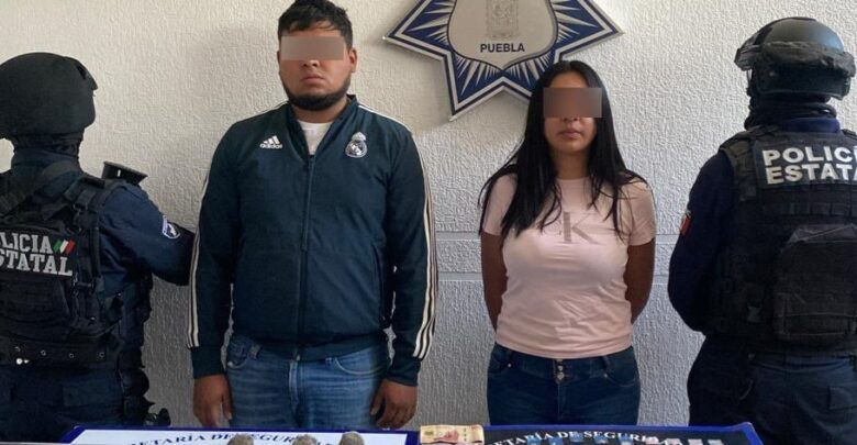 La Tita, hija, La Yos, SSP, detención, droga, posesión, código rojo