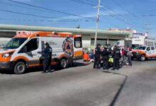 choque, tránsito municipal, hospital de traumatología y ortopedia, chocar, lesionados, código rojo