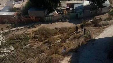 Menor de edad, niño, bicicleta, barranca, Tehuacán, Fiscalía General del Estado, Policía Municipal, Protección Civil, Bomberos